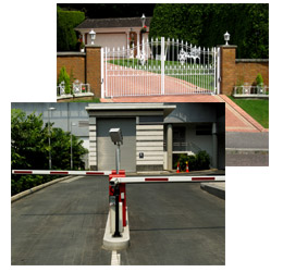 access control & securtiy barriers